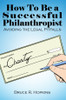 How To Be a Successful Philanthropist - eBook