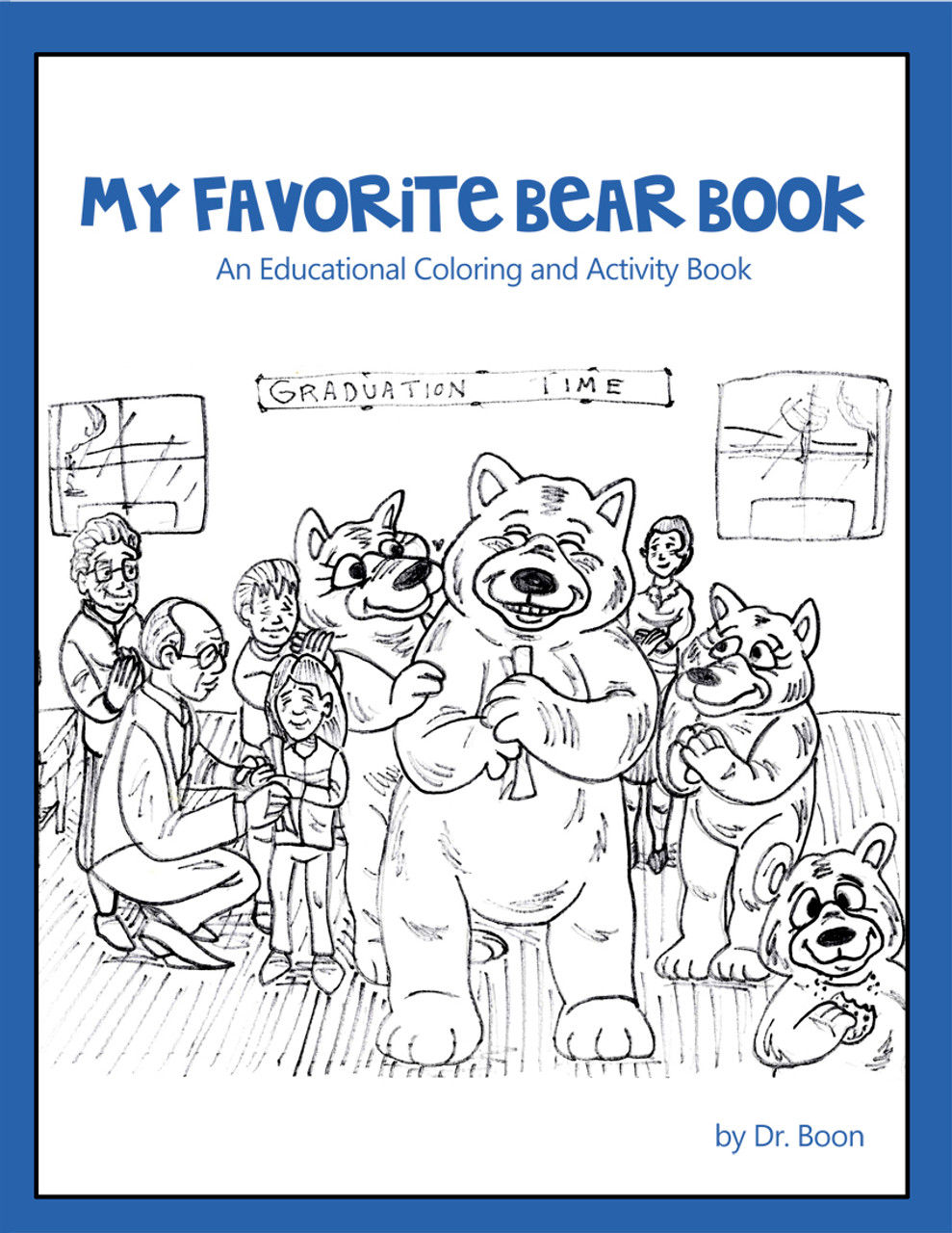 My Favorite Bear Book