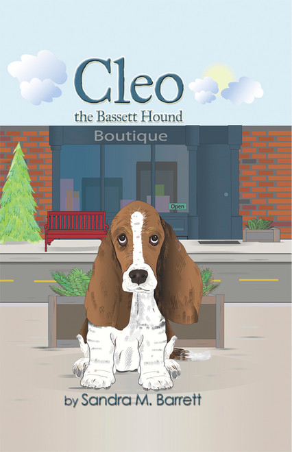Cleo the Basset Hound