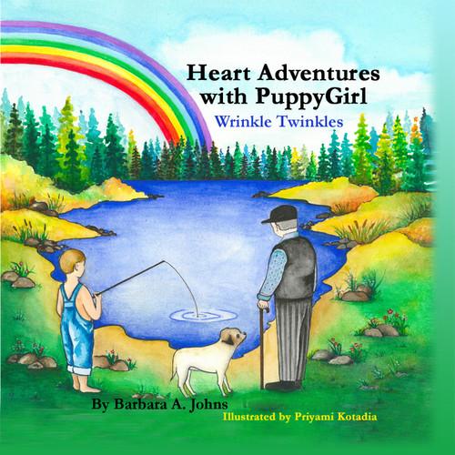 Heart Adventures of PuppyGirl: Wrinkle Twinkle - eBook