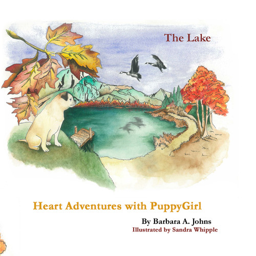 The Heart Adventures of PuppyGirl: The Lake - eBook