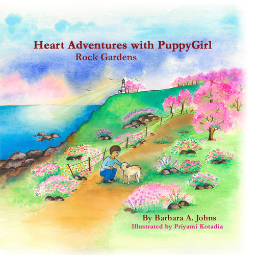 Heart Adventures of PuppyGirl: Rock Gardens