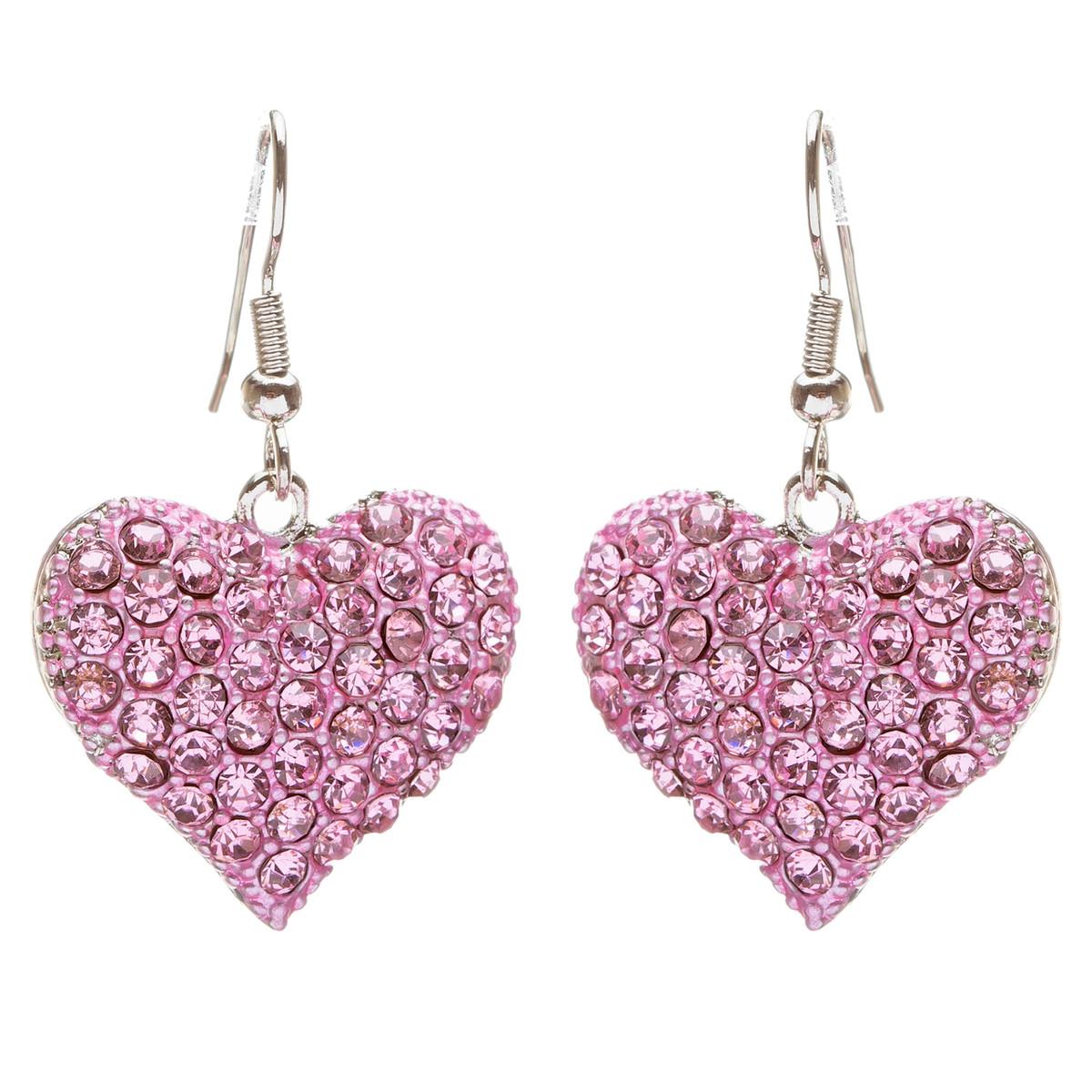 ACCESSORIESFOREVER | Lovely Sweet Beautiful Heart Shape Charm ...