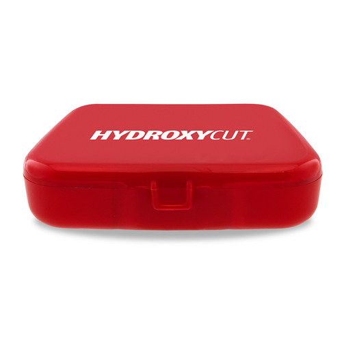 Hydroxycut Pill Box