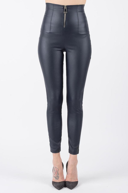 SKINNY PANTS IN ECO LEATHER