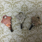 Drigenberg Key Thumb Screws