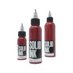 Burgundy - Solid Ink