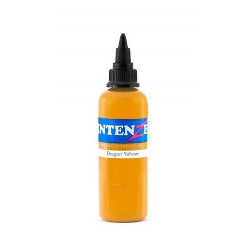 Intenze Ink - Yellow Tattoo Inks