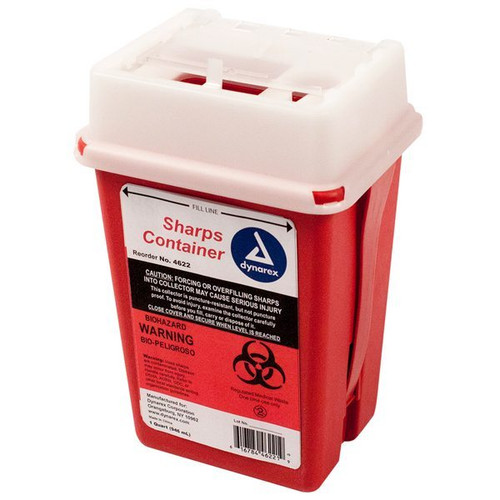 Dynarex Sharps Container