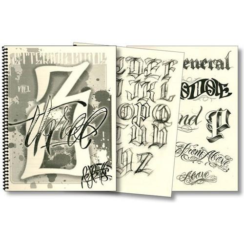 Lettering Guide 3