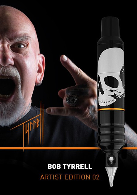 cheyenne limited edition pen ---  Bob Tyrrell