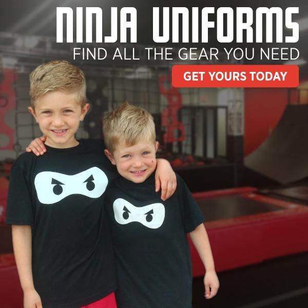 Buy your Ninja Uniform today!