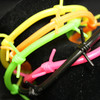 Cheap barbed wire bracelets