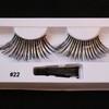 #22 Long Zebra Fake eyelashes