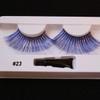 #23 Blue Fake eyelashes
