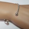 Wholesale charm, Pandora or Murano bead bracelet holder