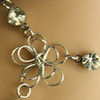 Flower slave bracelet