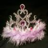 Lavender princess tiaras