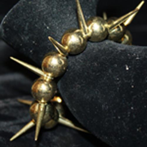 Wholesale ball and spike bracelets.