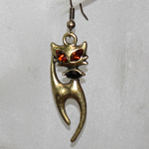 Wholesale cat earrings