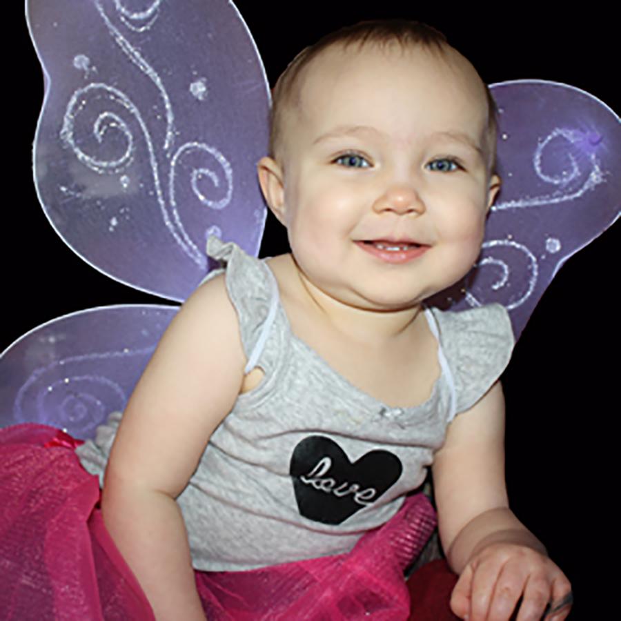 Costume wings