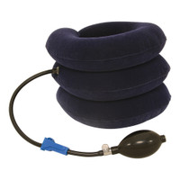 BODY SPORT(R) CERVICAL TRACTION COLLAR, BLUE