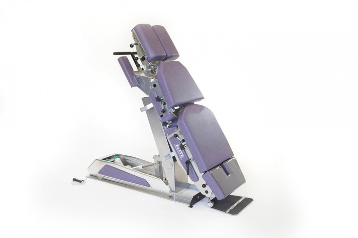 New Elite Manual Flexion Hylo Chiropractic Table