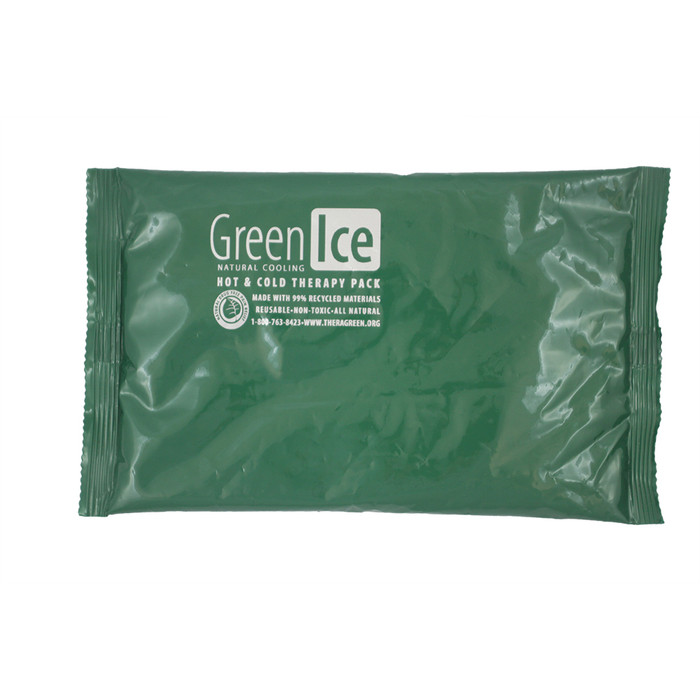 "GREENICE COLD & HOT THERAPY PACK, 6"" X 10"""