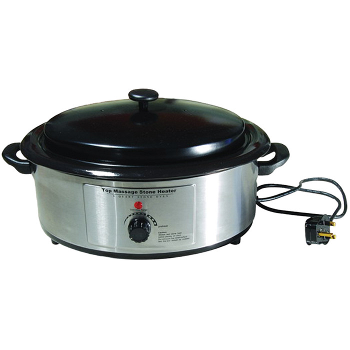 6QT HOT STONE HEATER, 120V