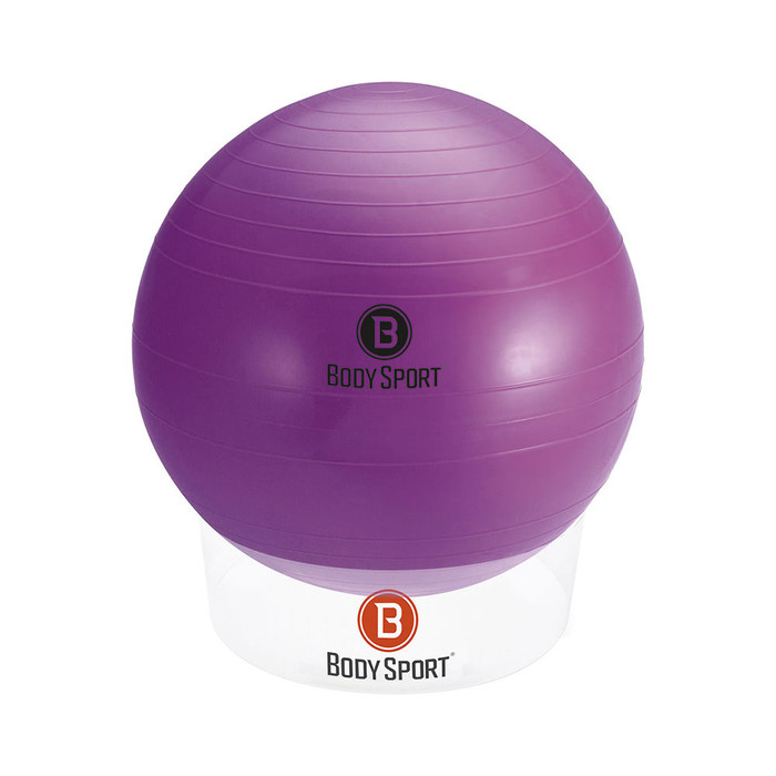 BODY SPORT(R) FITNESS BALL STACKERS, SET OF THREE
