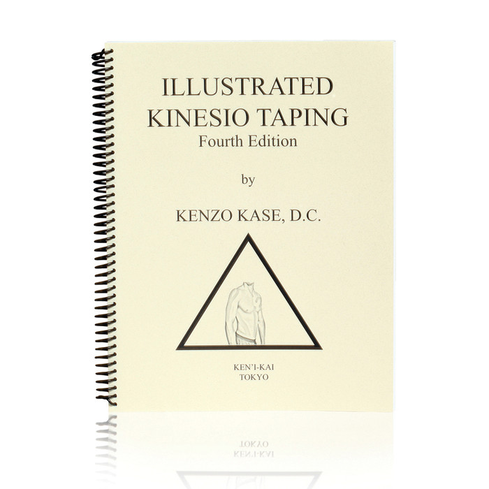 ILLUSTRATED KINESIO TAPING METHOD MANUAL BOOK
