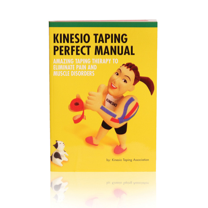 KINESIO TAPING PERFECT MANUAL BOOK