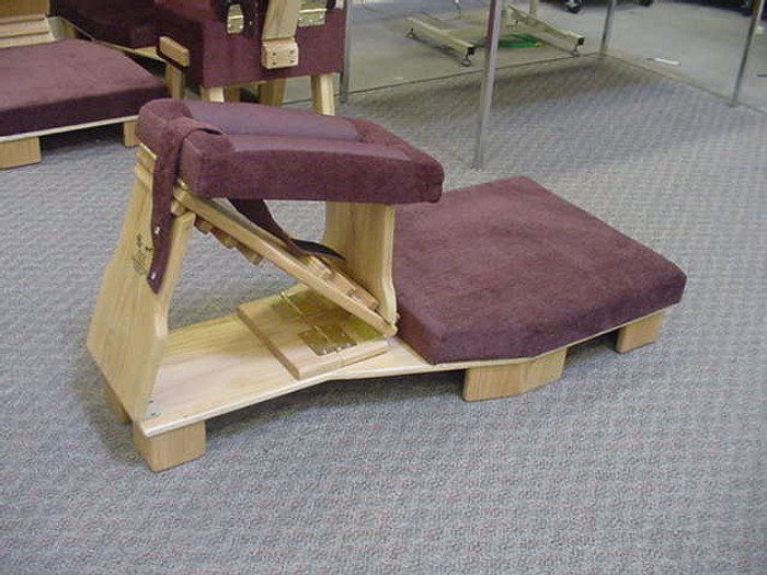 New Choate Knee Chest Bench