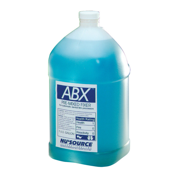 ABS AUTOMATIC FIXER PRE-MIXED 1 GAL