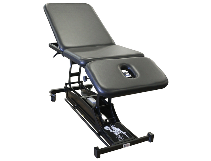 New Pivotal Health Thera-P Three Section Table