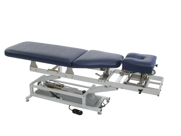 New Lloyd Elevating Nicholas Side Posture Table