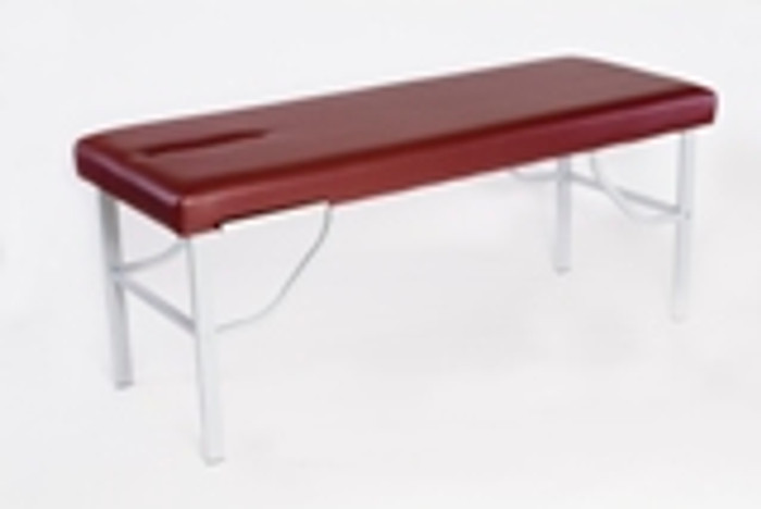 Durabuilt Pelvic Exam Therapy Table with Nose Slot