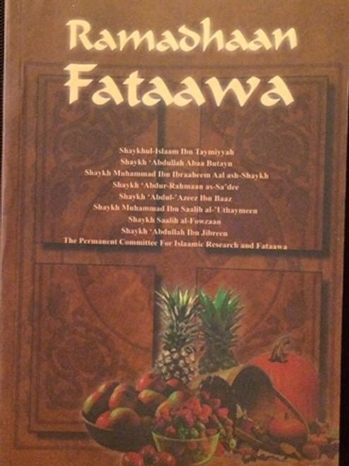Ramadan Fataawa By Various Scholars