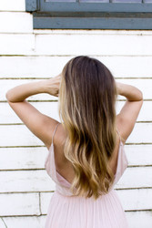 How to care for your hair before the big day