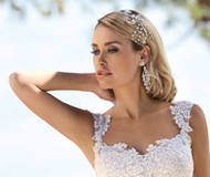 Spring and Summer Wedding Inspiration - Dresses, Jewellery and Hair Accessories