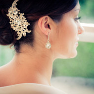 Wedding Hair Accessories Great Tips For Brides On A Budget