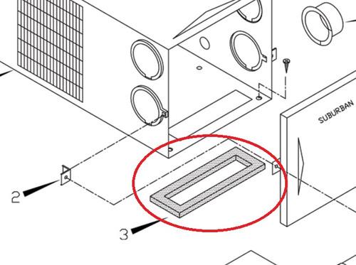Furnace Parts - Furnace Parts By Category - Gaskets