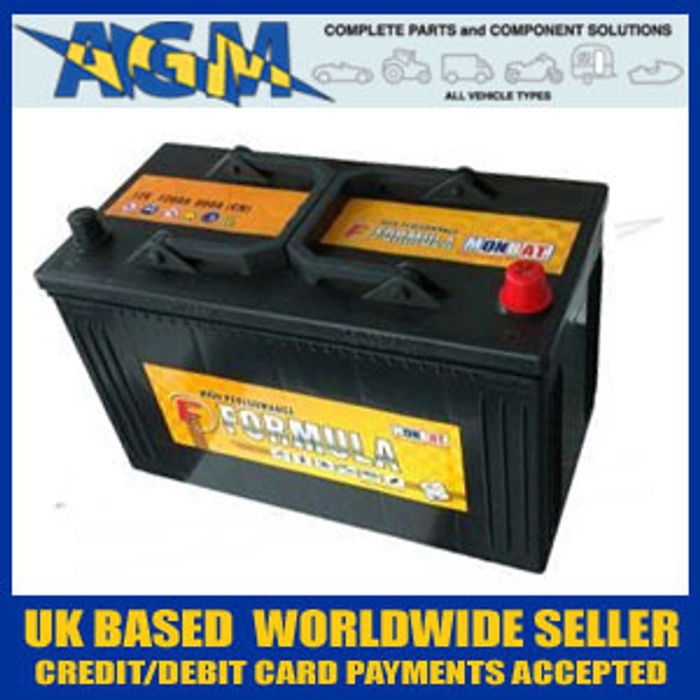 MONBAT D663 Formula HD Battery 110AH 750A
