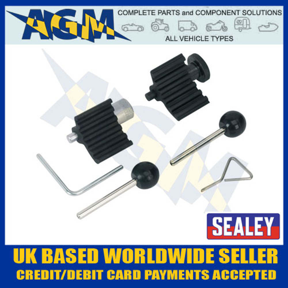 sealey, vse2358, diesel, engine,  setting, cam, locking, vag, tdi, common, rail