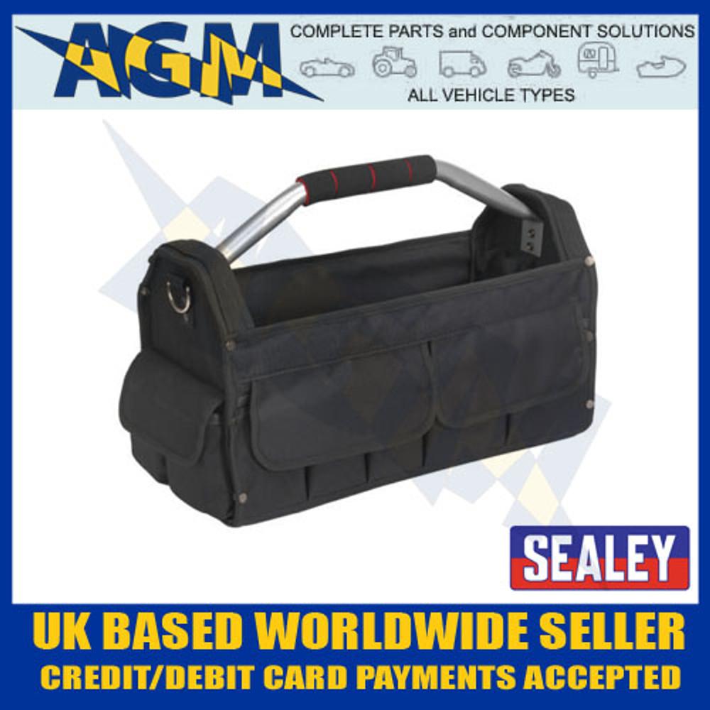 sealey, ap507, tool, storage, bag, carry, organiser