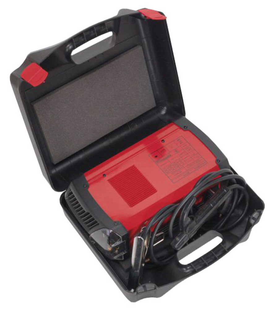 Sealey MW140A, 230v 140Amp Inverter Welder with Accessory Kit, Welder