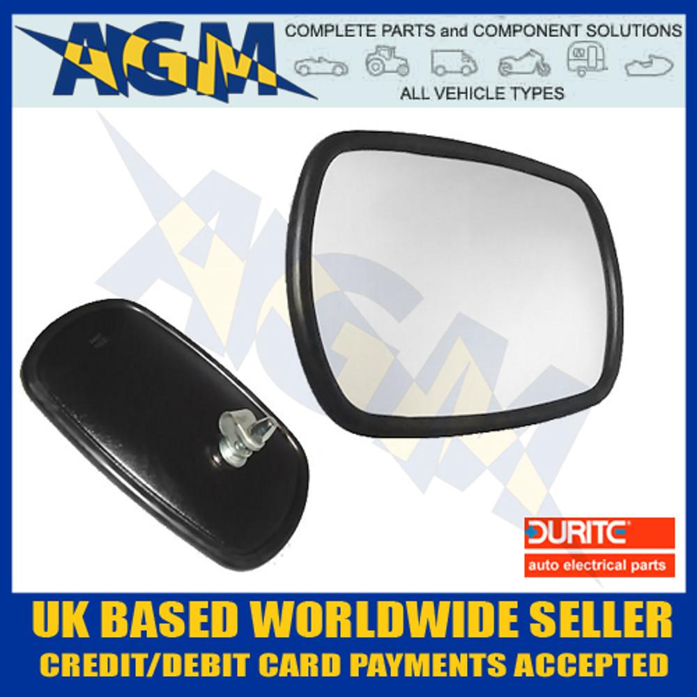 Durite 0-771-04 254mm x 152mm Flat Glass Mirror Head
