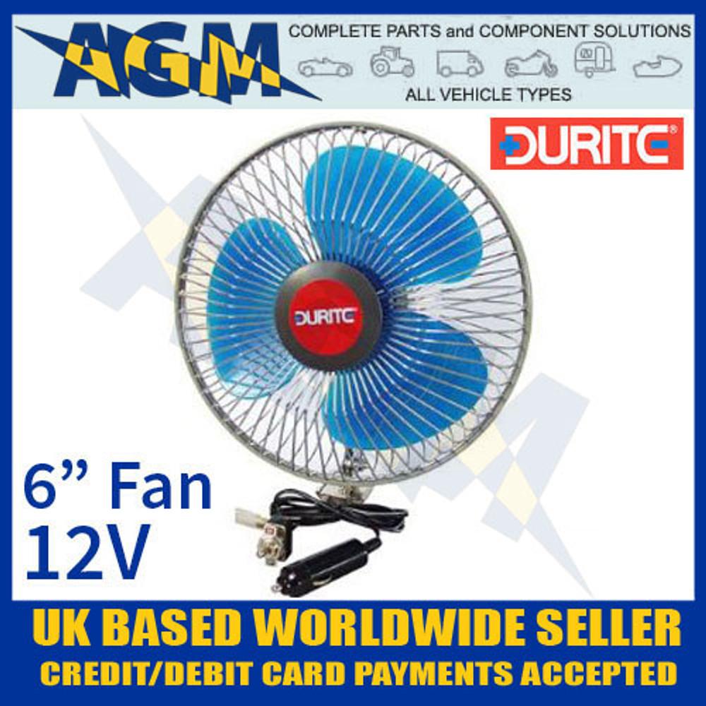durite, 0-210-32, 021032, vehicle, 12v, oscillating, fan
