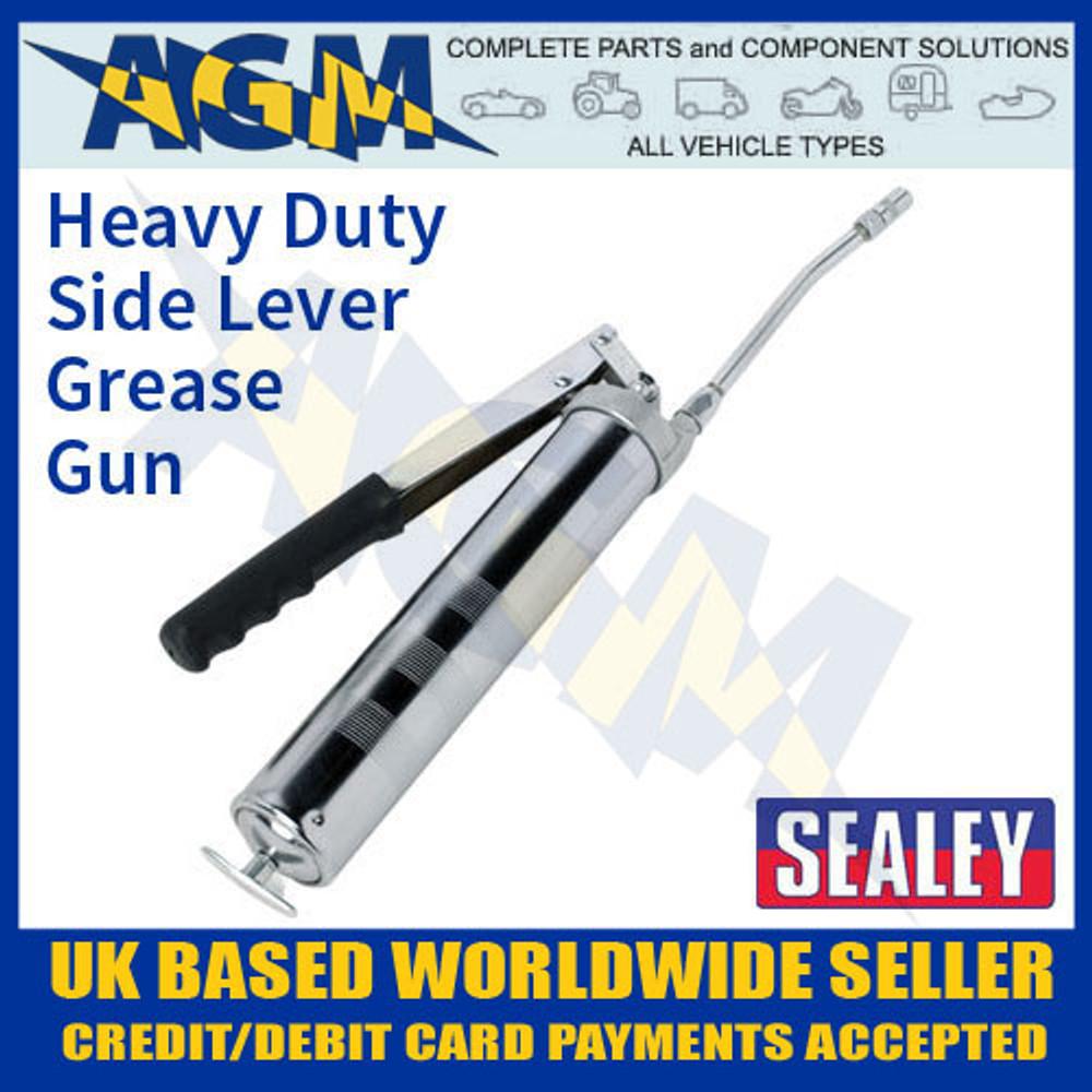 sealey, ak44, side, lever, grease, gun