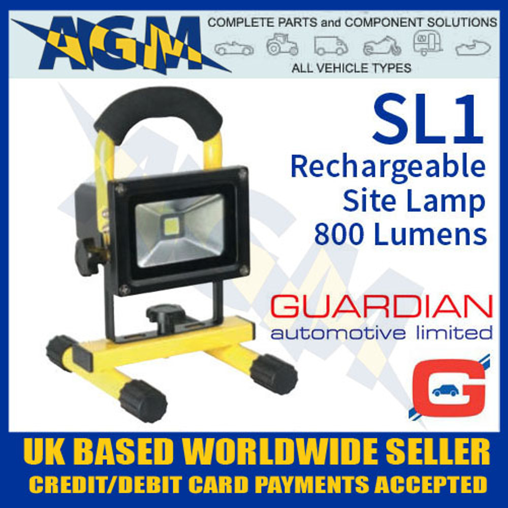 guardian, sl1, rechargeable, lamp, lumen